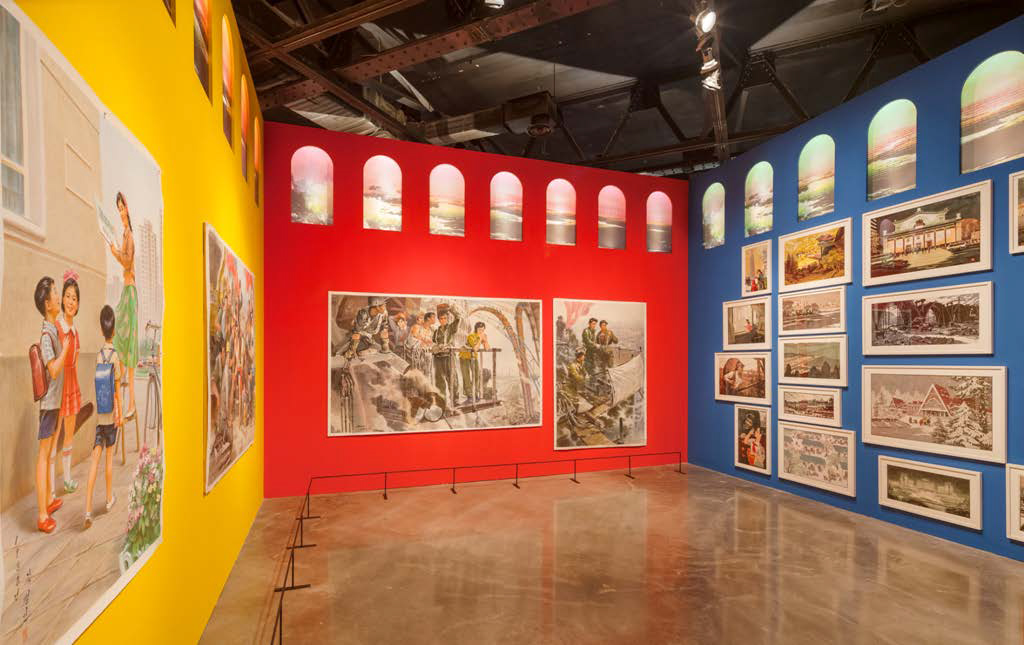 North Korean Art Exhibition