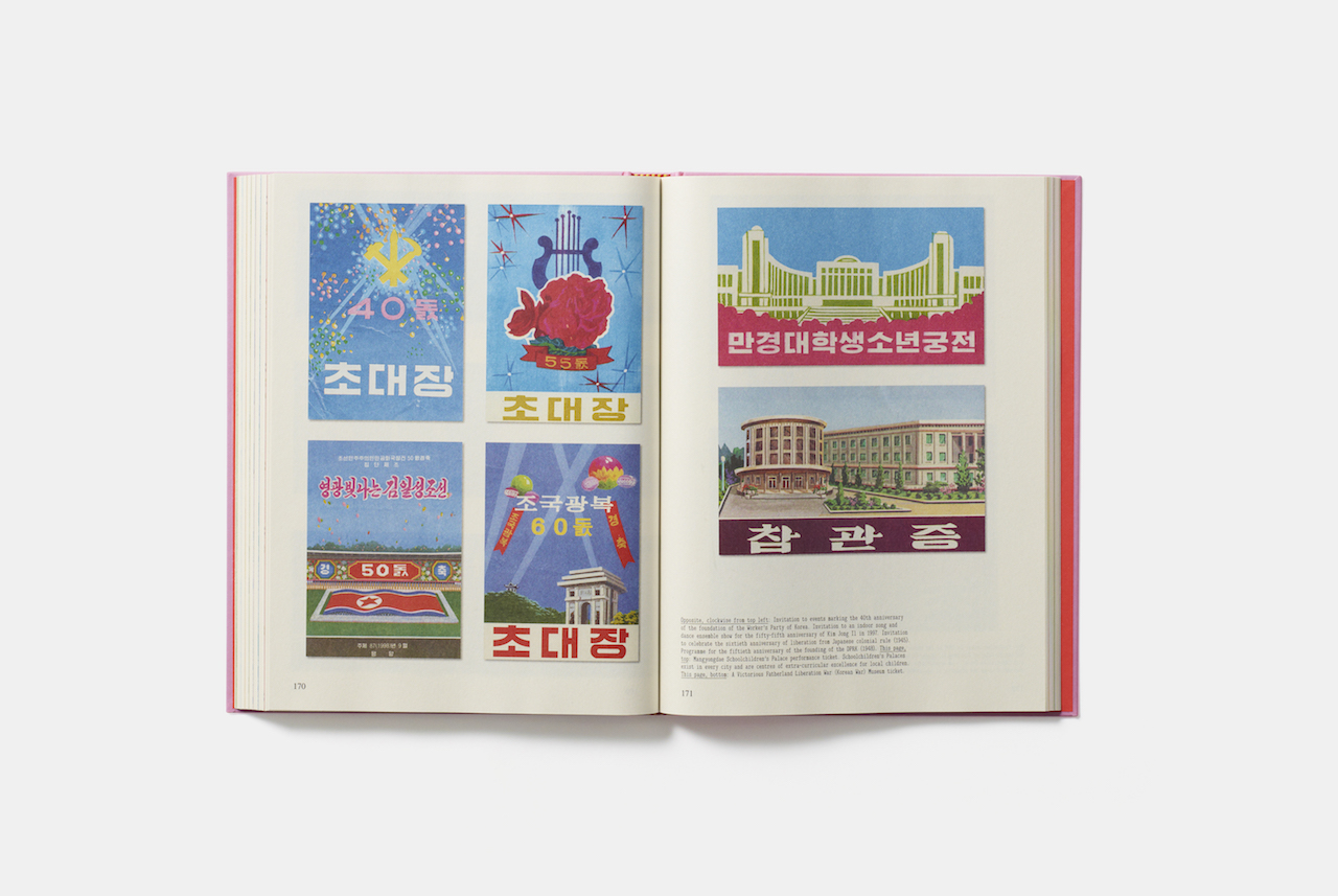 Made in North Korea Book Sample