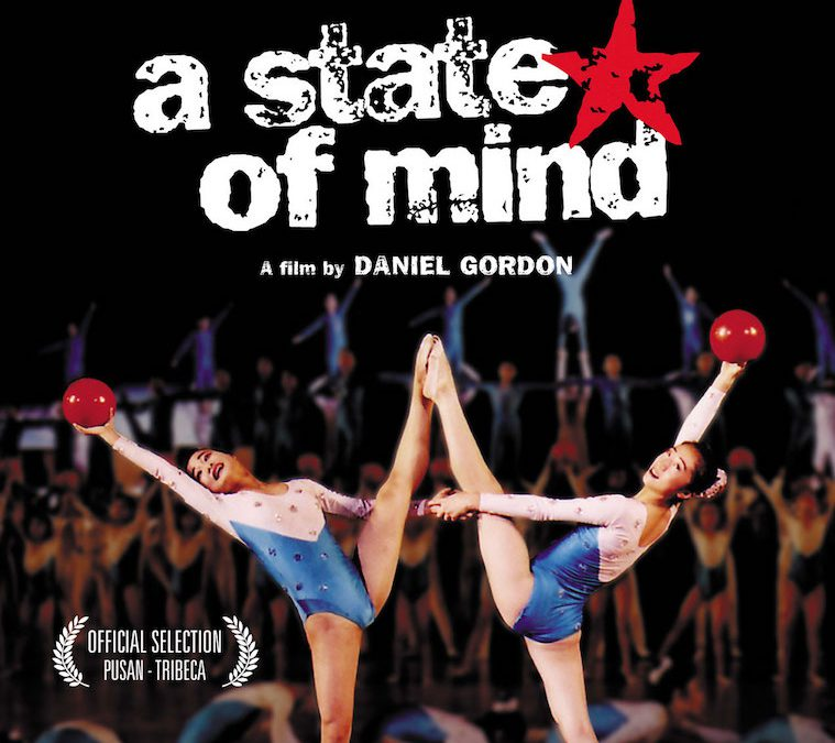 A State of Mind Cover