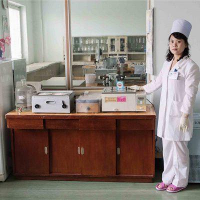 #107. CHO UN HUI, 24, Immunology Doctor, Biochemistry Examination Room, Maternity Hospital copy
