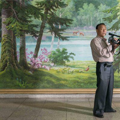 #111. KIM GI SUN, 60, KITC Cameraman, Duck BBQ Restaurant