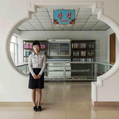#31. KANG KUM HYANG, 24, Waitress, Sugok Rest Stop (between Pyongyang and Kaesong) copy