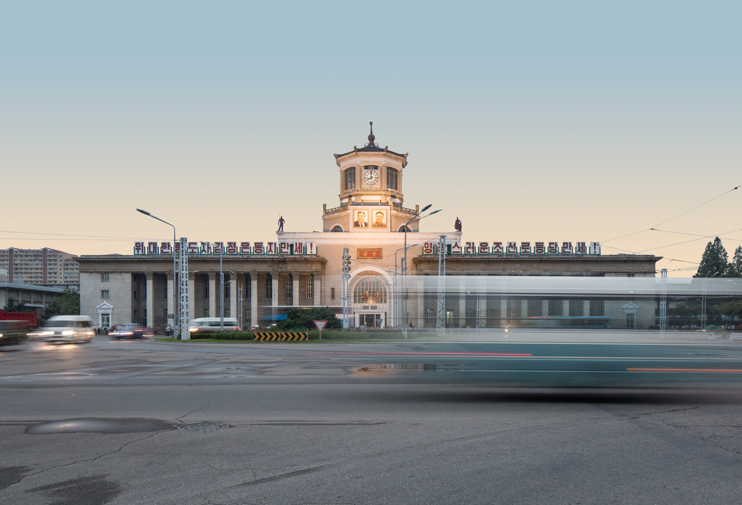 Pyongyang Station for website