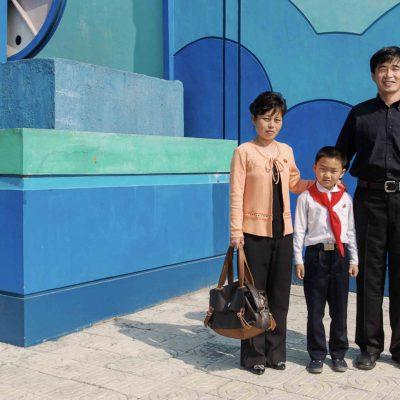 #57. RI Family, Mangyongdae Funfair