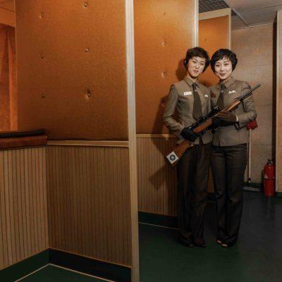 #68. Miss KIM + Miss YANG, Meari Shooting Range