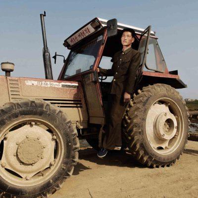 #78. RI SANG GWAN, 37, Tractor Driver, Tongbong Farm