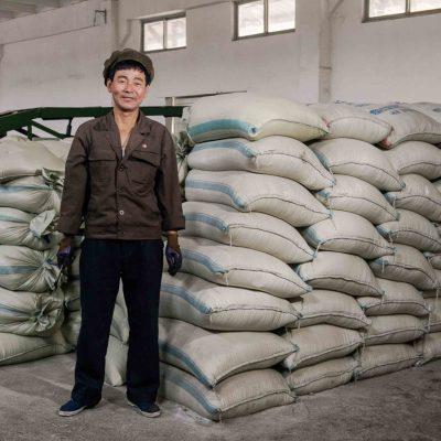 #90. JIN HYO CHUN, 50, Machine Repairer, Hungnam Fertiliser Factory