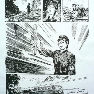 Art Heroines and Villains 81 x 61