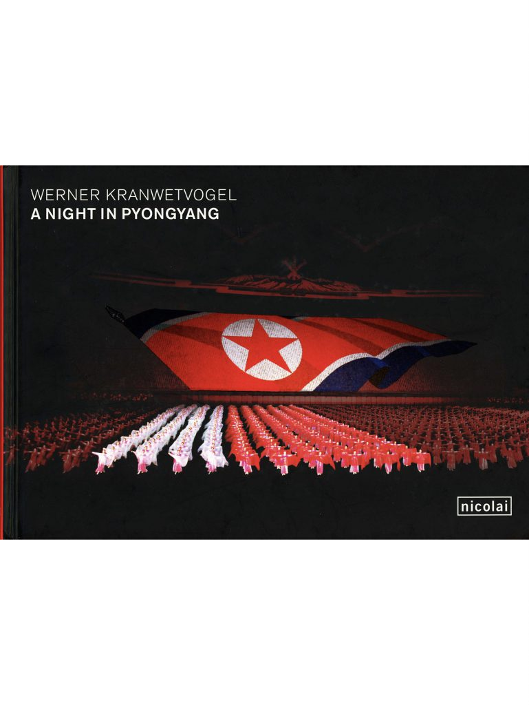 A Night in Pyongyang book cover