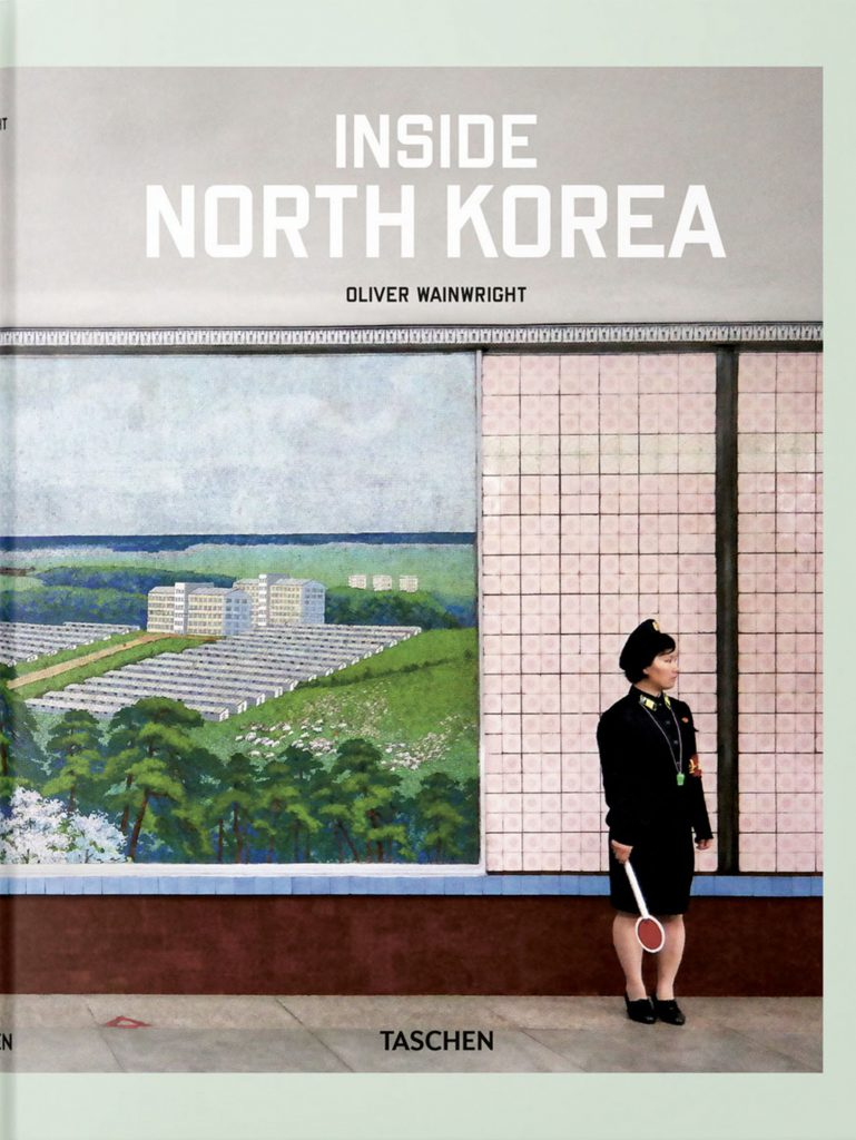 Inside North Korea book cover