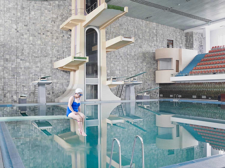 Lady Pool
