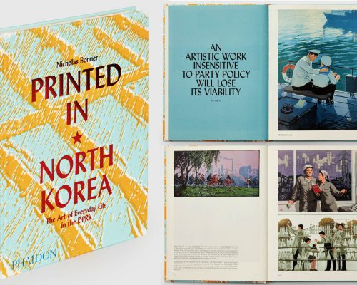 Printed In North Korea- Phaidon