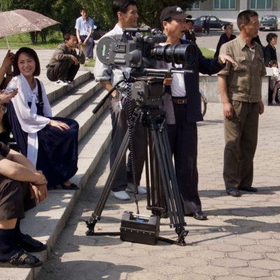 Shooting Comrade Kim Goes Flying