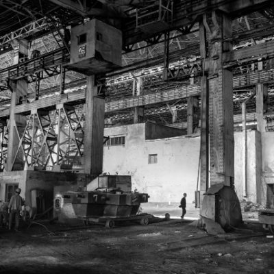 Chollima Steel factory DPRK