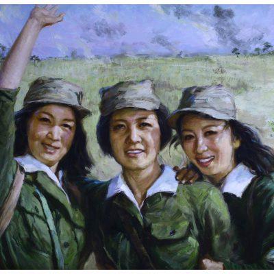 The Women Volunteers