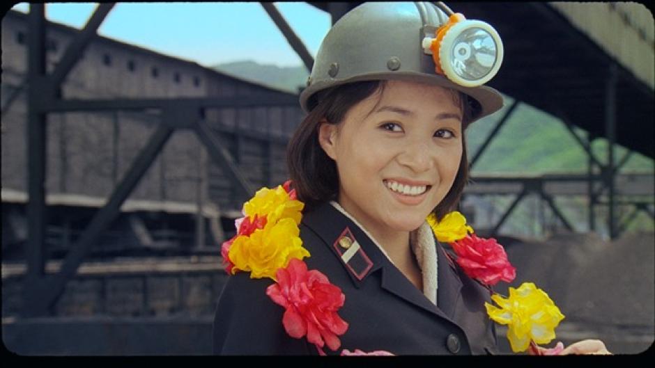 Comrade Kim Goes Flying,North Korean Film