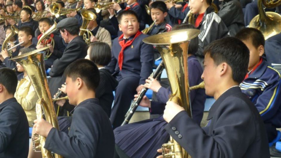 North Korean Student Performance