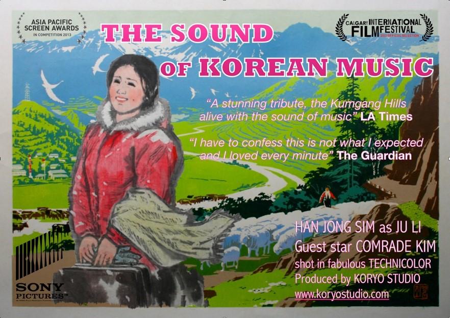 north korea sound of music