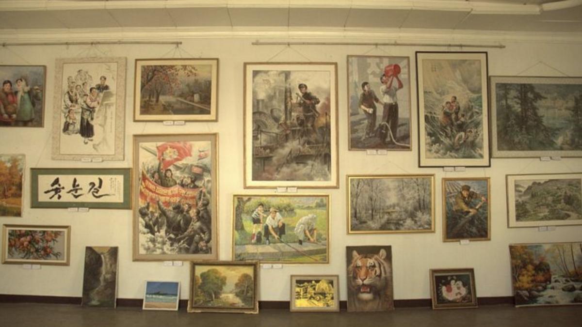 Sinuiju Art Studio 2