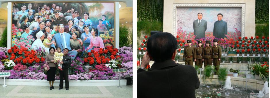 Kimjongilia, North Korean Flower Exhibition